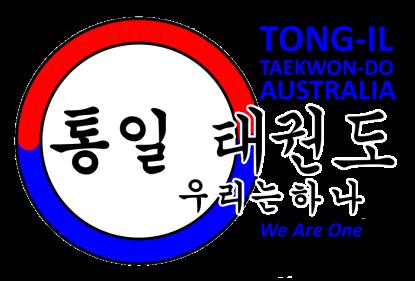 Tong-Il Taekwon-Do Australia Weblogo